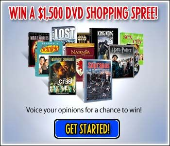 """The Ultimate DVD Collection could be Yours! Surfers who complete this offer can received a DVD shopping spree worth $1500. Incentive traffic is allowed with the exception of """"Get Paid To"""" incentive. #electronics #freebies #freestuff"""