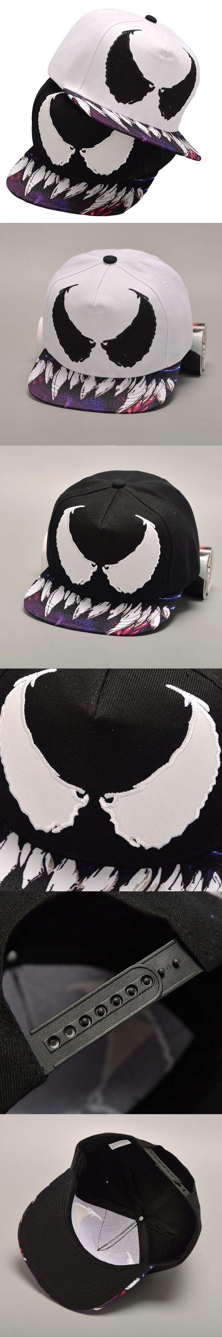 Cool Eyebrow Design Unisex Baseball Caps For Women…