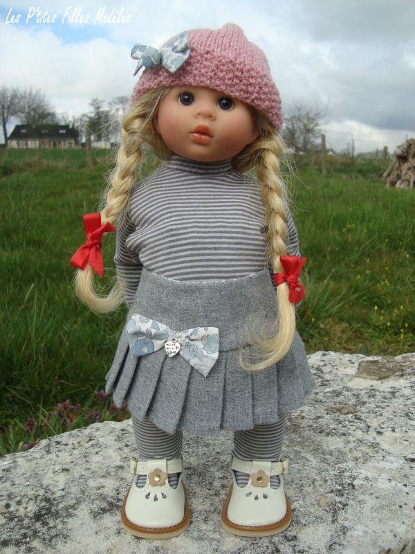 Rosemarie Ana Müller doll