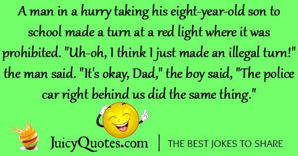Funny Police Joke - 5