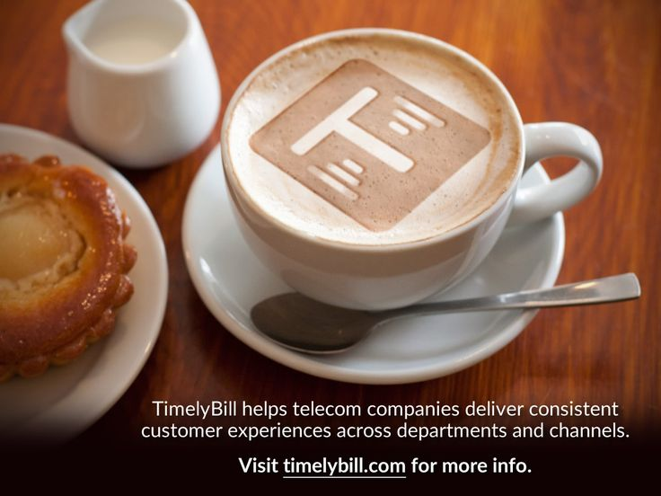 TimelyBill helps telecom companies deliver consistent customer experiences across departments and channels.