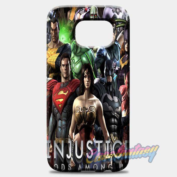 Injustice 2 Game Samsung Galaxy S8 Case | casefantasy