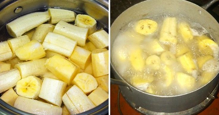 To get some of the best sleep of yur life - try this!  Boil bananas before bed and drink! ~ boy, gotta really try this one.