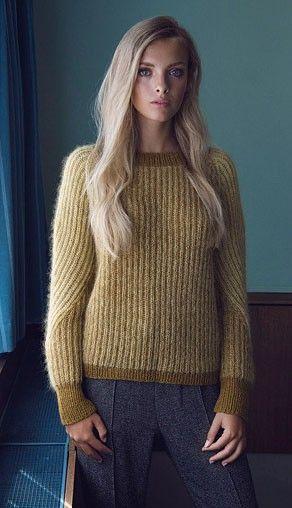 I really love this - Ingrid - Kvinder - Helga Isager - Designere