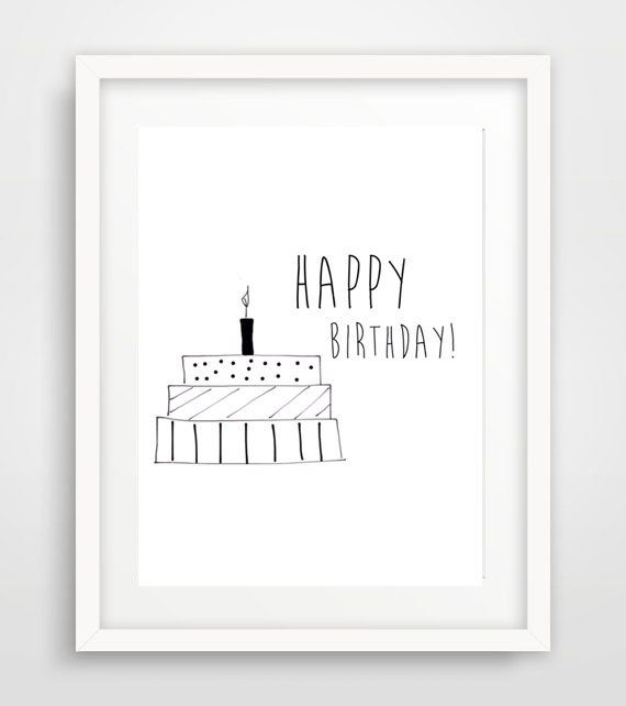 Best 25 Printable happy birthday cards ideas on Pinterest