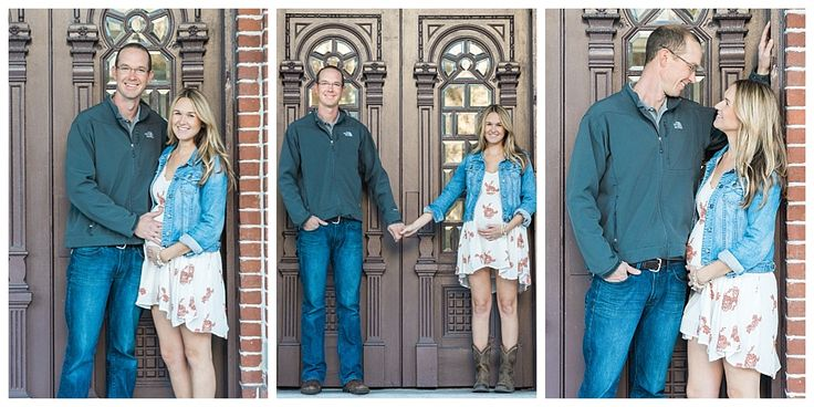South Tampa Family and Maternity Photography by Lensspell at the University of Tampa