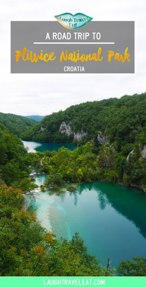 Plitvice National Park is the most famous gem in Croatia, and if you are road tripping there, I have some advice for you