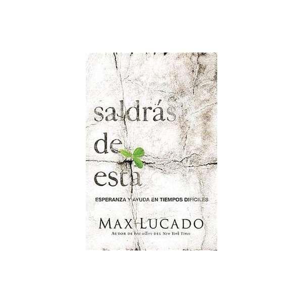 """[""""En <em>Saldras de esta<\/em>, el pastor Max Lucado, uno de los autores mas leidos segun el <em>New York Times,<\/em> ofrece una dulce seguridad. \""""La salvacion es a la Biblia, lo que el jazz a Mardi Gras: bien definida, estridente y esta en todas partes.\""""\r\n<br><br>\r\nMax les recuerda a los lectores que Dios no promete que salgamos de las pruebas rapidamente y sin dolor. No fue asi para Jose- lanzado a una fosa por sus hermanos, vendido como esclavo, arrestado injustamente, olvidado y…"""