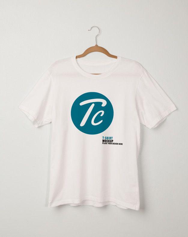 Download Blank White T Shirts Mockup Hanging Shirt Mockup Tshirt Mockup White Tshirt