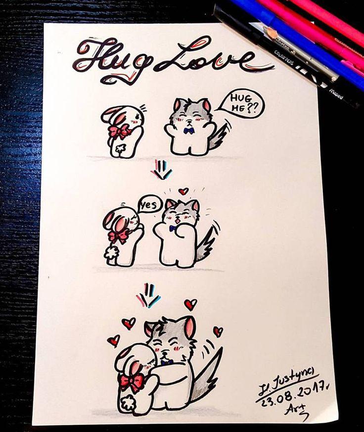 Hug ,Love