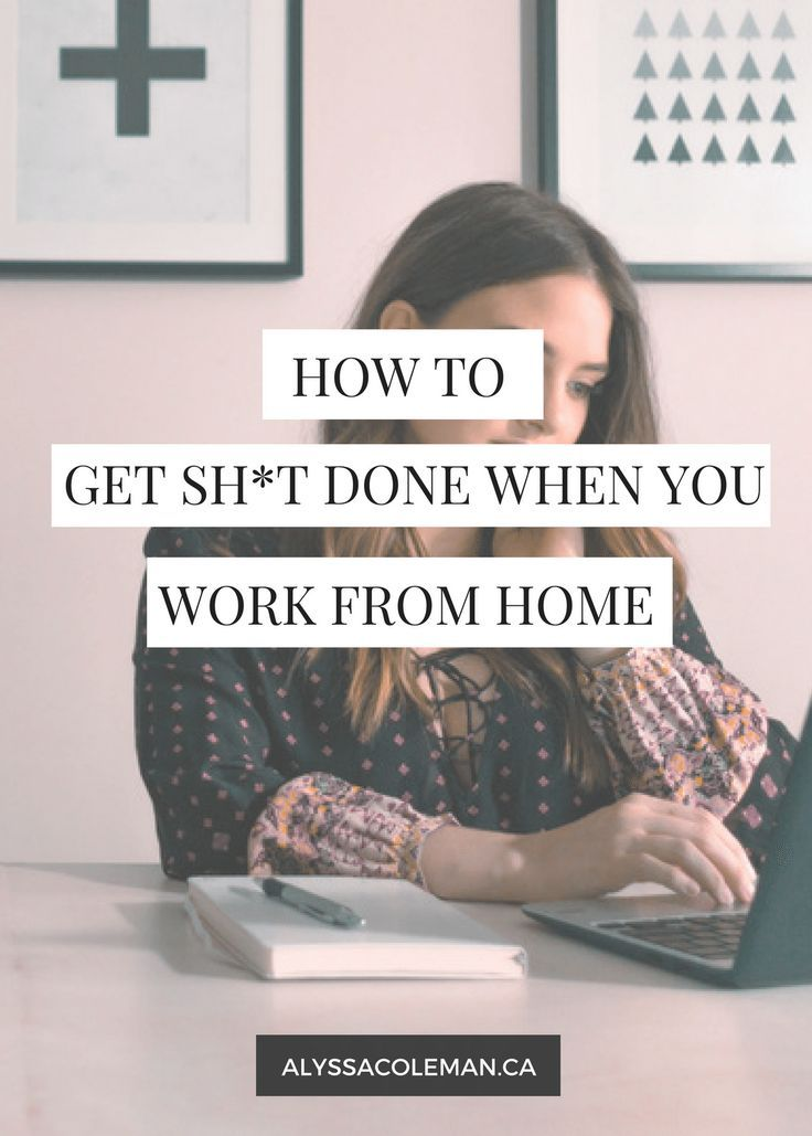 How do you utilize your home office to its maximum potential and create a haven for your work!
