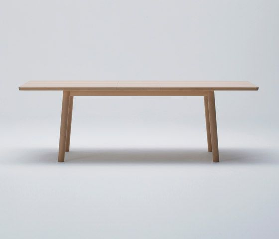 Dining tables | Tables | Hiroshima Extension table | MARUNI. Check it on Architonic