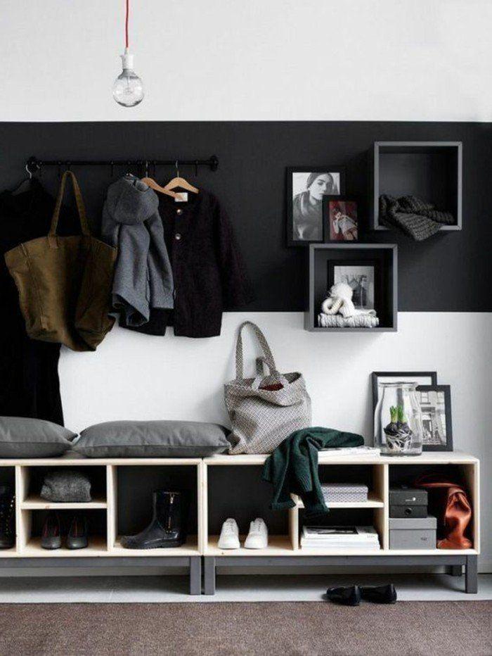 17 meilleures id es propos de meubles en bois fonc sur pinterest mobilier sombre pour. Black Bedroom Furniture Sets. Home Design Ideas