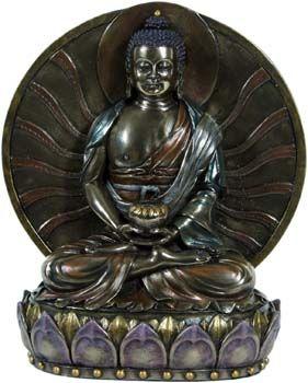 Buddha Amitabha - 15 cm