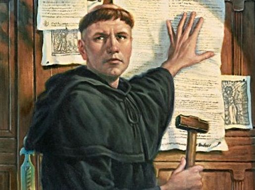 Martin Luther (1483-1546) was a German monk, priest ...