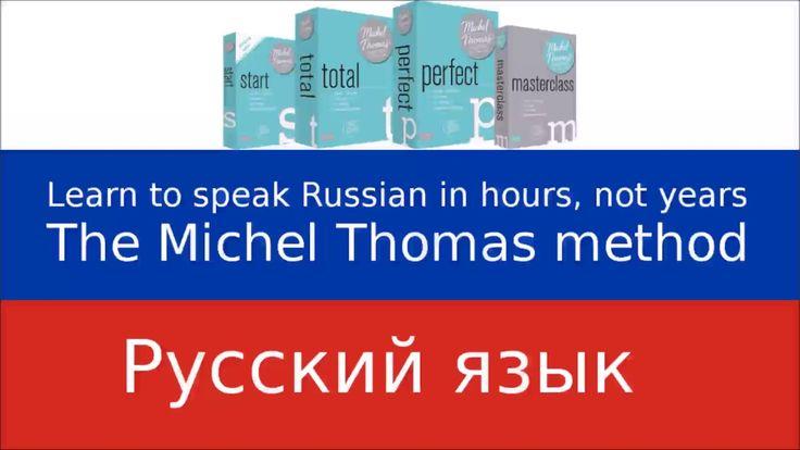 CD-01 (1 of 6) Learn to speak Russian (Michel Thomas method)