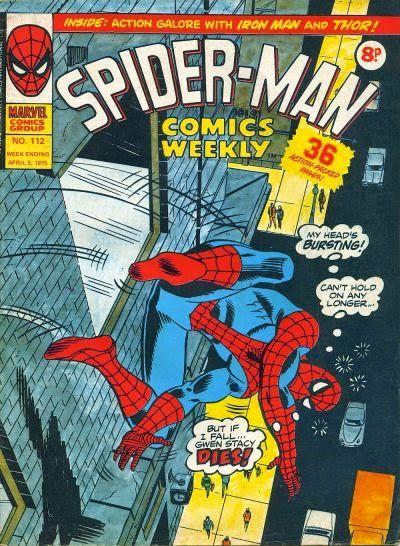 2177 best 70 39 s comic book covers images on pinterest comic books comics and comic book - Marvel spiderman comics pdf ...