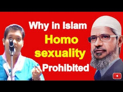 Dr.Zakir Naik~ Why Homosexuality is Prohibited in Islam ~ 2016