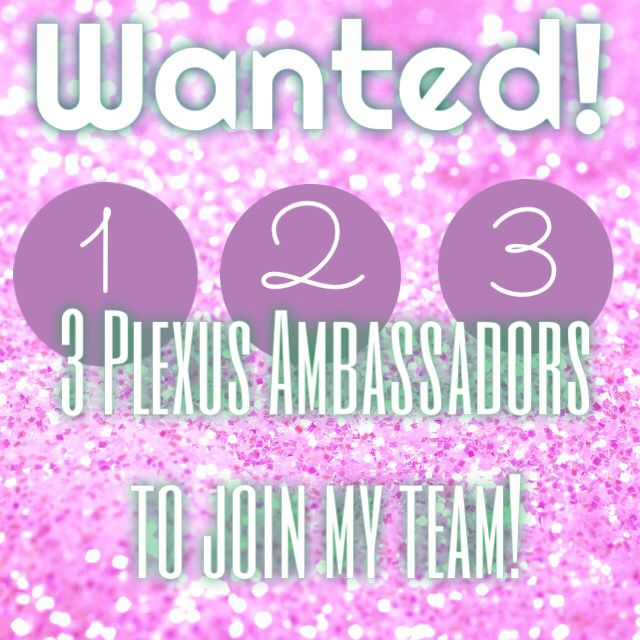 Want to make easy extra money a month? $100, $200 and MORE. The opportunity is endless. As an ambassador you get to purchase all products at wholesale pricing, less than you get can get them any where else! You've got no obligation to sell, you make commission off your own order and products if that's all you choose to do. For ONLY $34.95 you can take control of your health and your wealth!!   If you answered yes, message me! Let me share the welcome packs with you.