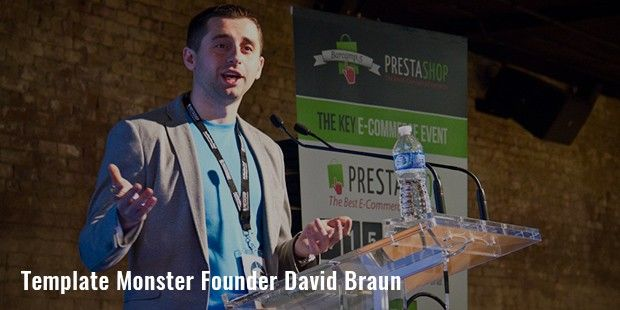 """Check the inspiring story of David Braun: """"from a Small Studio to a Successful Web Design Company"""" #web #design #company #story"""