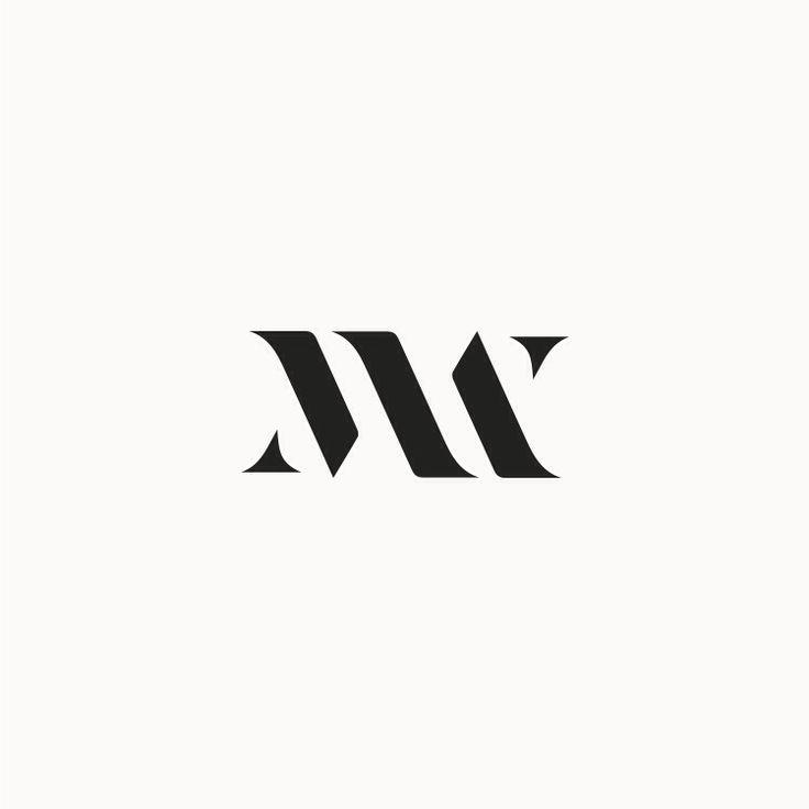 MW Monogram by Rich Baird - Dribbble