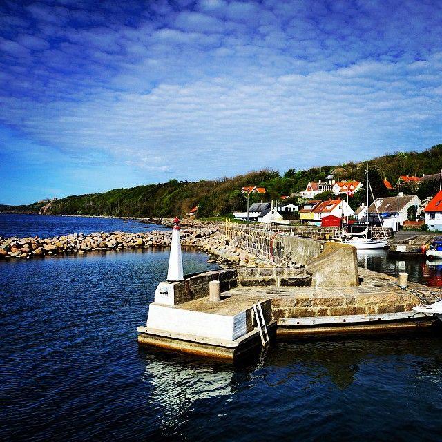 Vang Havn, Bornholm #vang #havn #hafen #harbour #bornholm #daenemark #denmark #danmark