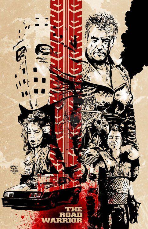 saturdaymatinee Mad Max 2 The Road Warrior (1982