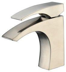 Dawn AB77 1586BN Single lever lavatory faucet