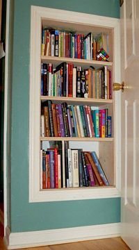 Image result for built in shelving southwestern