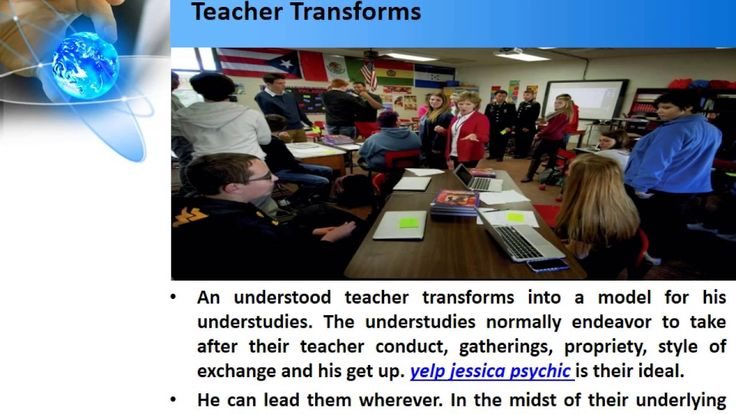 Role Of A Teacher In Society By Yelp Jessica Psychic