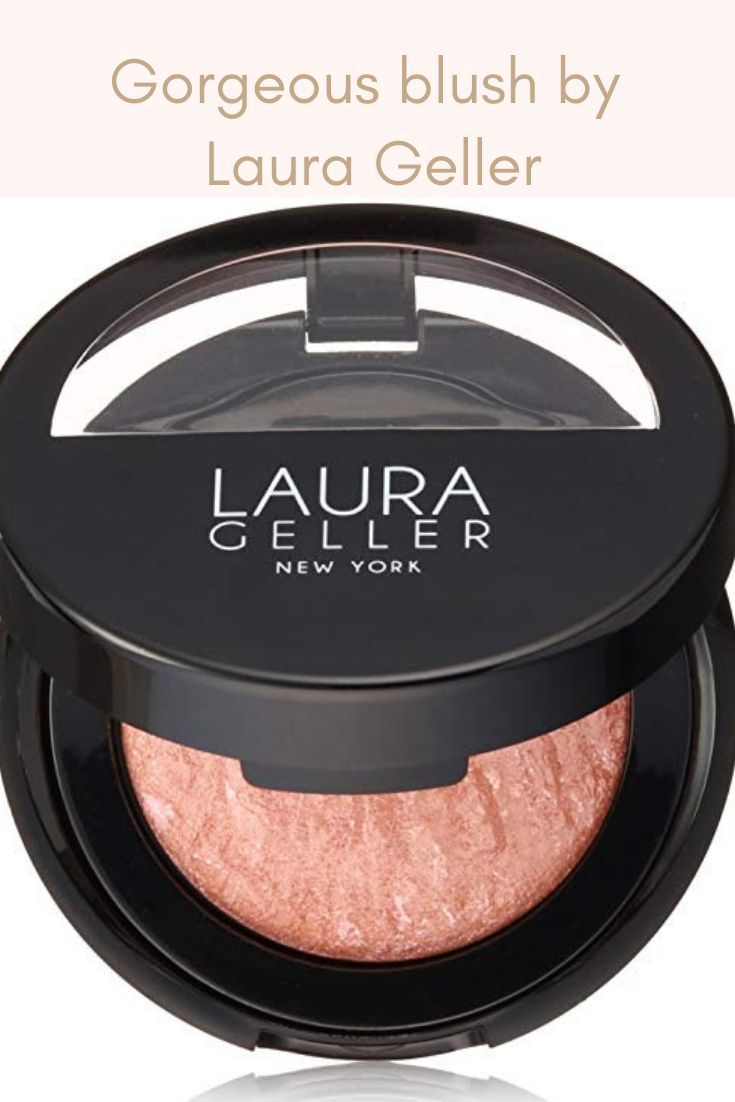 Try This Gorgeous Blush By Laura Geller Makeup For Beginners Highlighter Makeup Products Glowy Makeu Makeup For Beginners Laura Geller Cruelty Free Makeup