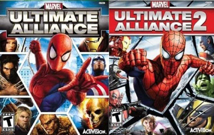 Marvel Ultimate Alliance 1 & 2 Listed For Xbox One & PS4 Releases