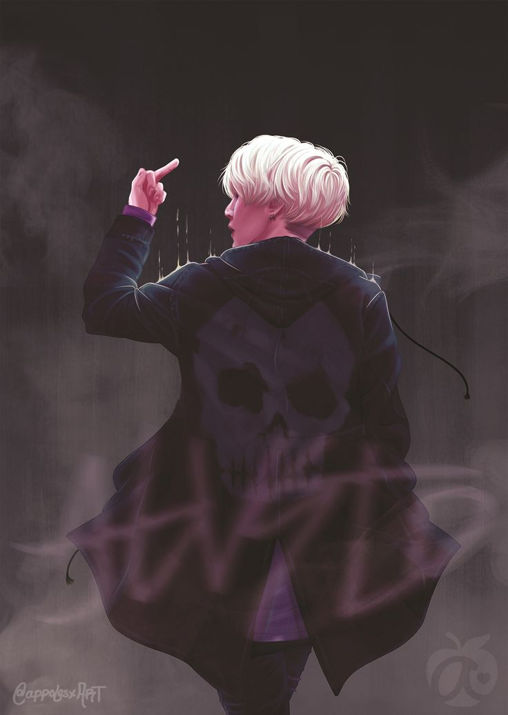 : {FA} AGUST D You wasted rappers should be...