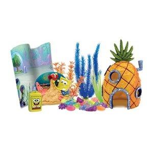127 best images about penn plax aquarium ornaments on for Spongebob fish tank accessories