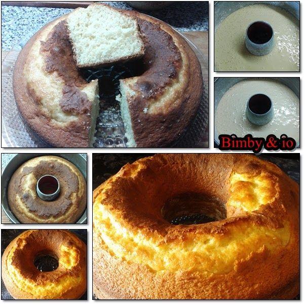 Le ricette di Valentina & Bimby: CIAMBELLA AL LATTE CALDO
