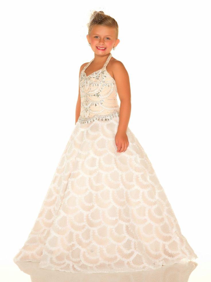 Everything Formals - Sugar Little Girls Pageant Dress 48603S, $698.00 (http://www.everythingformals.com/MacDuggal-Sugar-48603S/)