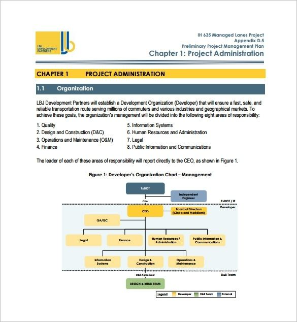 Project Management Plan Example Check More At Https Nationalgriefawarenessday Com 17536 Project Management Plan Example Template