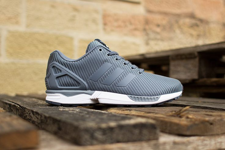 Adidas Flux Grey Mens