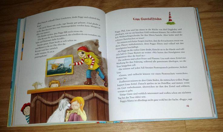 Ein Kinderbuch mit 24 fröhlich, frechen Geschichten ist nun bei uns eingezogen. Für die Kleinen heißt das, jeden Abend eine spannende Geschichte hören und viele schöne Bilder ansehen. Das Buch Pegg…