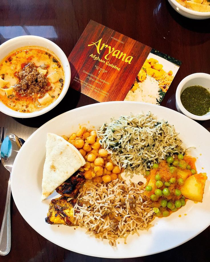 1893 best delicious places to eat drink images on pinterest for Aryana afghan cuisine