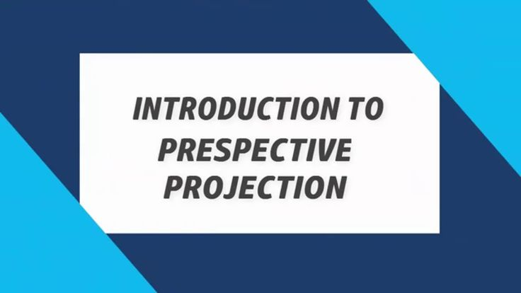 Introduction To Perspective projection https://www.youtube.com/watch?v=sCVC5fPXiBk Watch this video to learn the basics of Perspective projection To learn more register at http://learnengg.com/ #learnengg #engineering #3dm