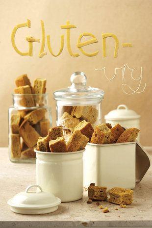 Beskuit (glutenvry) | SARIE |  Gletn free rusks