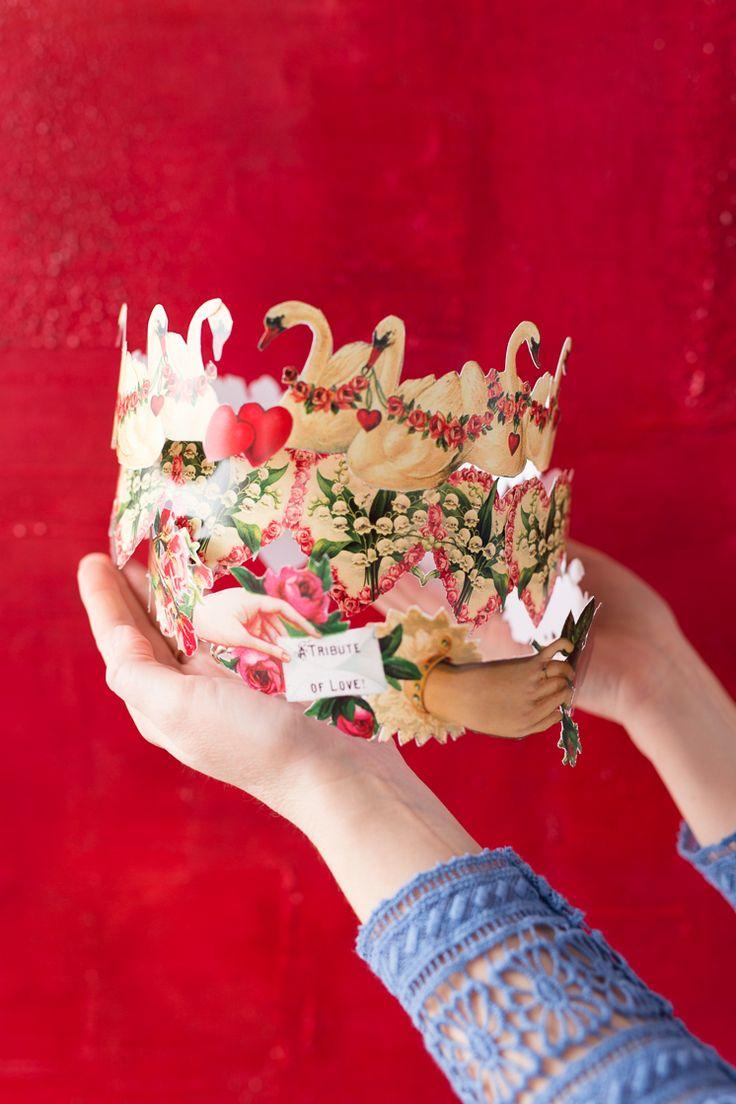 Valentineu0027s Day Printable Crowns 28 best Stuff