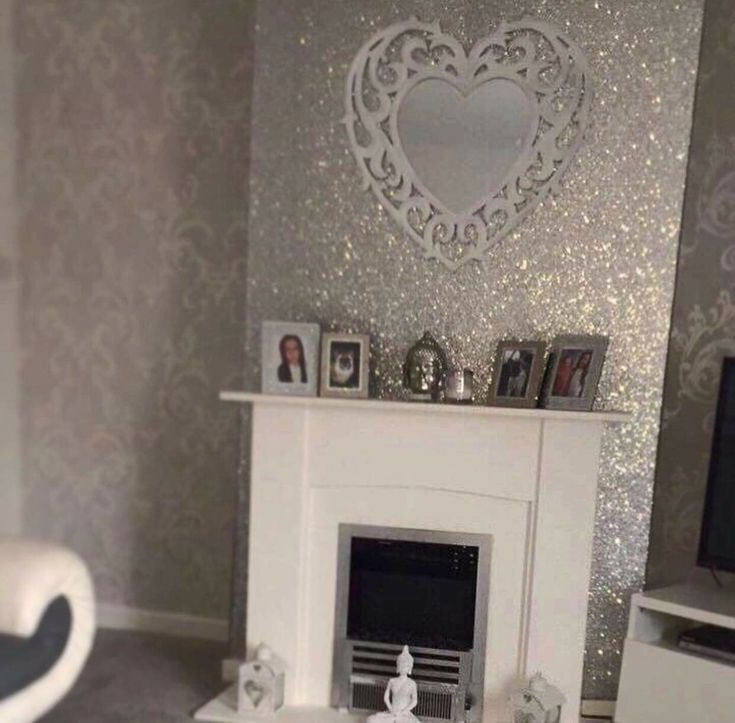 the 25 best glitter paint walls ideas on pinterest how. Black Bedroom Furniture Sets. Home Design Ideas