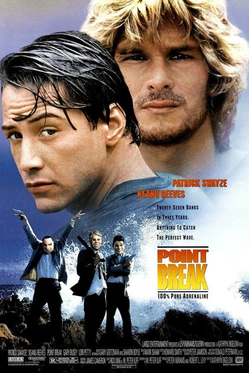 Watch Point Break 1991 Full Movie Online Free