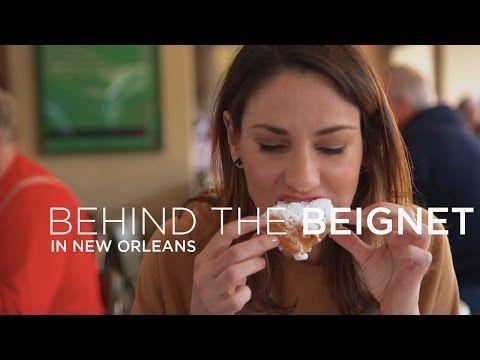 Behind the Beignet: Sonia Gil Does Café Du Monde in New Orleans