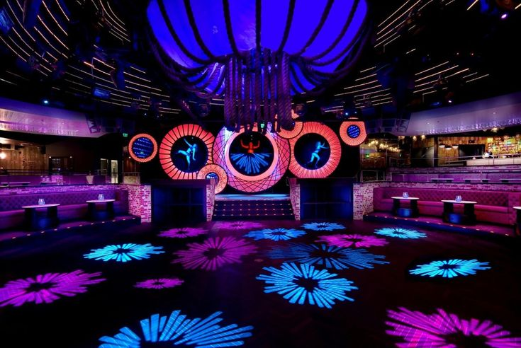 Club Dance Floor It Into The Club You Will Likely Head To - Bar design tribe hyperclub by paolo viera