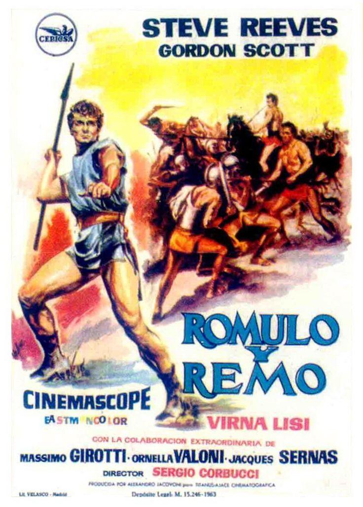 1961 - Rómulo y Remo - Romolo e Remo - tt0057460