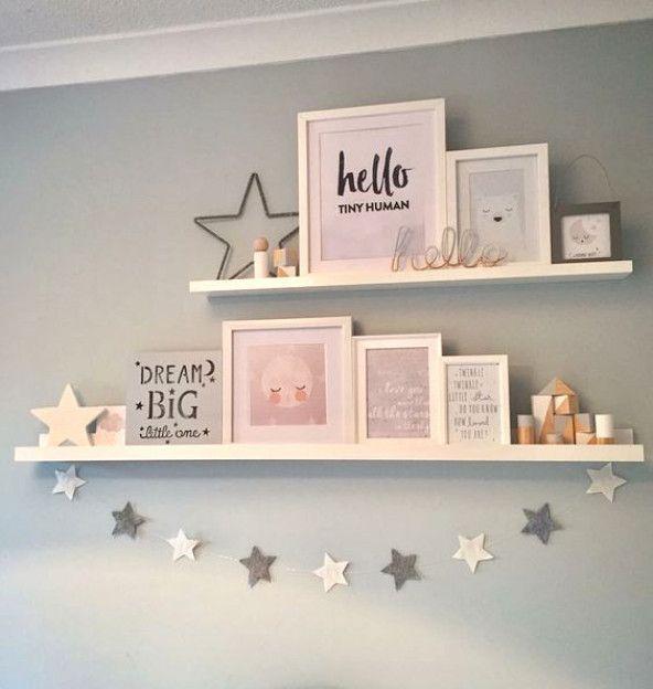 For the bedroom #Children's bedroom Ideas – #Nursery