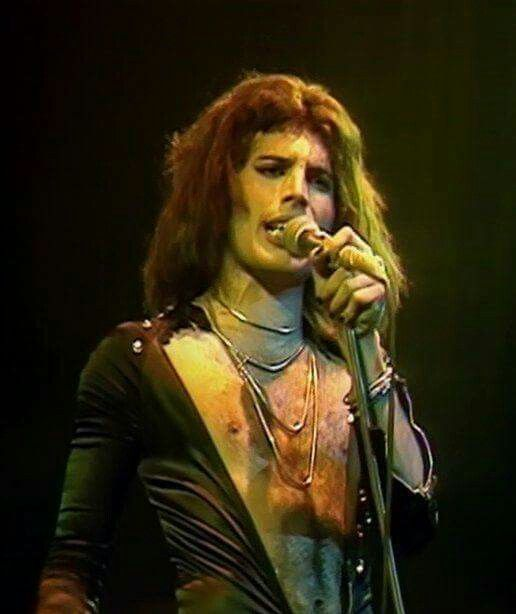 Mercury Tour Hair